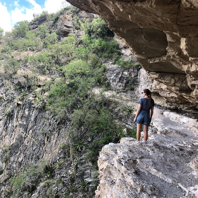 Ausflug zum Krater Joya Honda 💎✨…