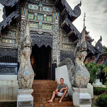 Zurück in Chiang Mai 🏯 Für mich die beste Stadt Thailands …
