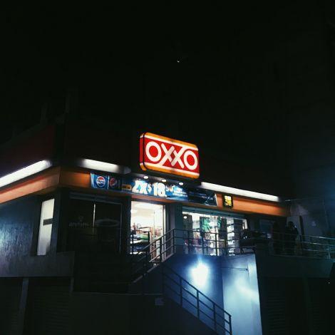 Späti auf mexikanisch ist OXXO.…