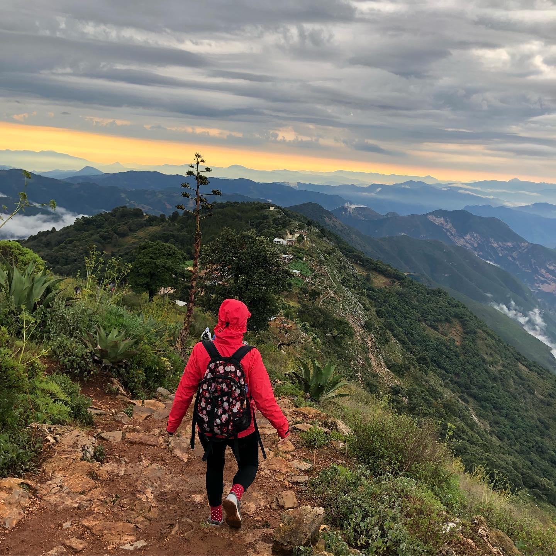 Un amanecer excepcional en la Sierra Gorda 🌄…