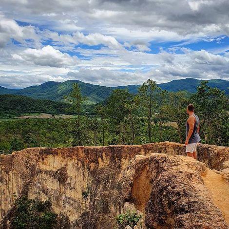 Der Norden Thailands kann absolut mit dem Süden mithalten. War die absolut…