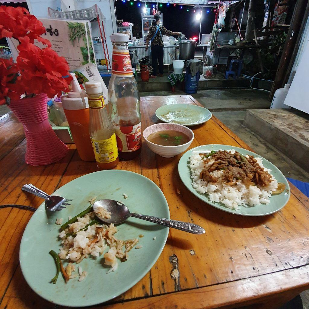 Essen in Mae Chem