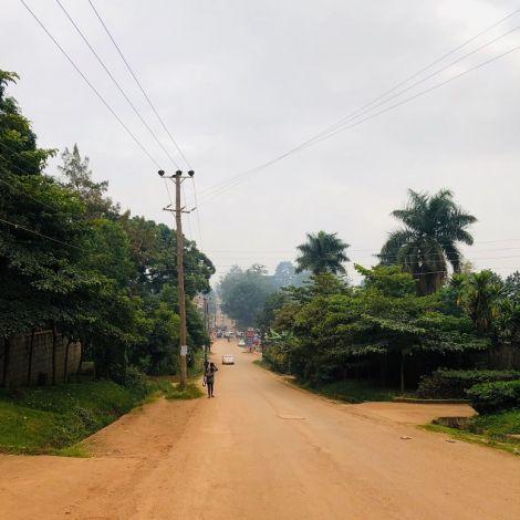 Mein Arbeitsweg in Makindye