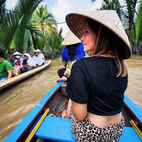 Mekong Delta adventures 🗺 …