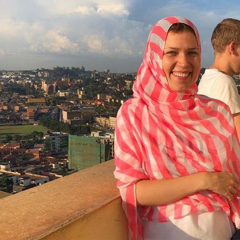 Am Sonntag haben wir die National Mosque von Kampala, die größte Moschee der…