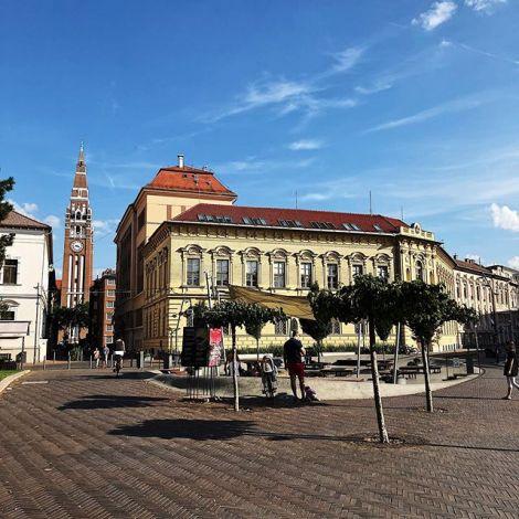 Szeged - Hier lässt es sich leben.…