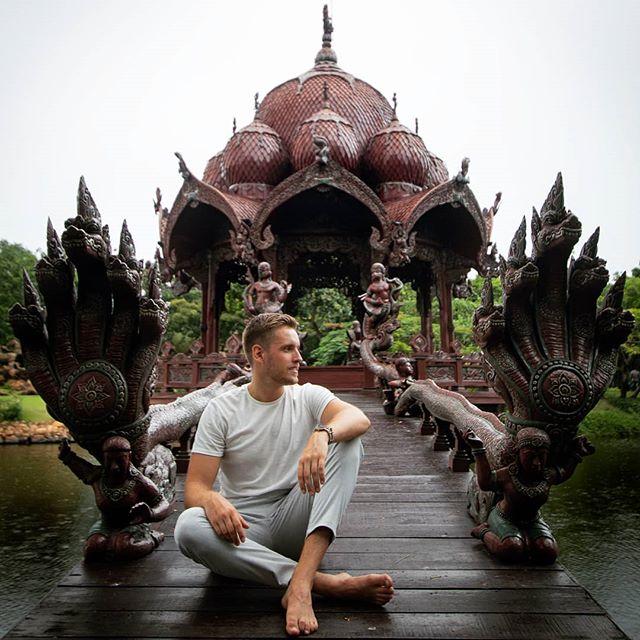 Letzter Blogeintrag zu Thailand ist draußen ✌ Ab jetzt dreht sich alles um…