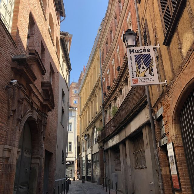 Toulouse Altstadt