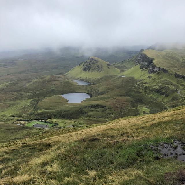 8 Tage quer durch Schottland