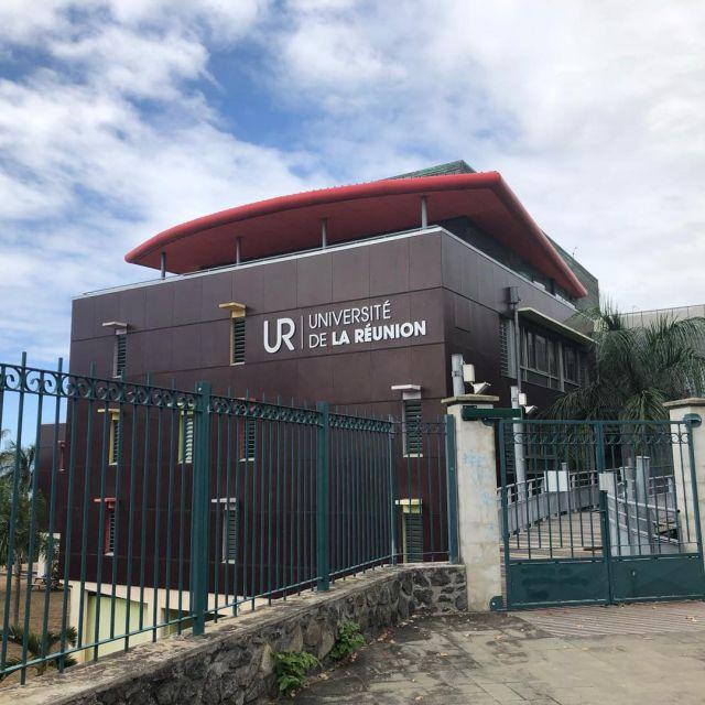Verwaltungsgebäude Uni Réunion