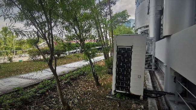 Die Klimaanlage: Fluch oder Segen in Singapur?