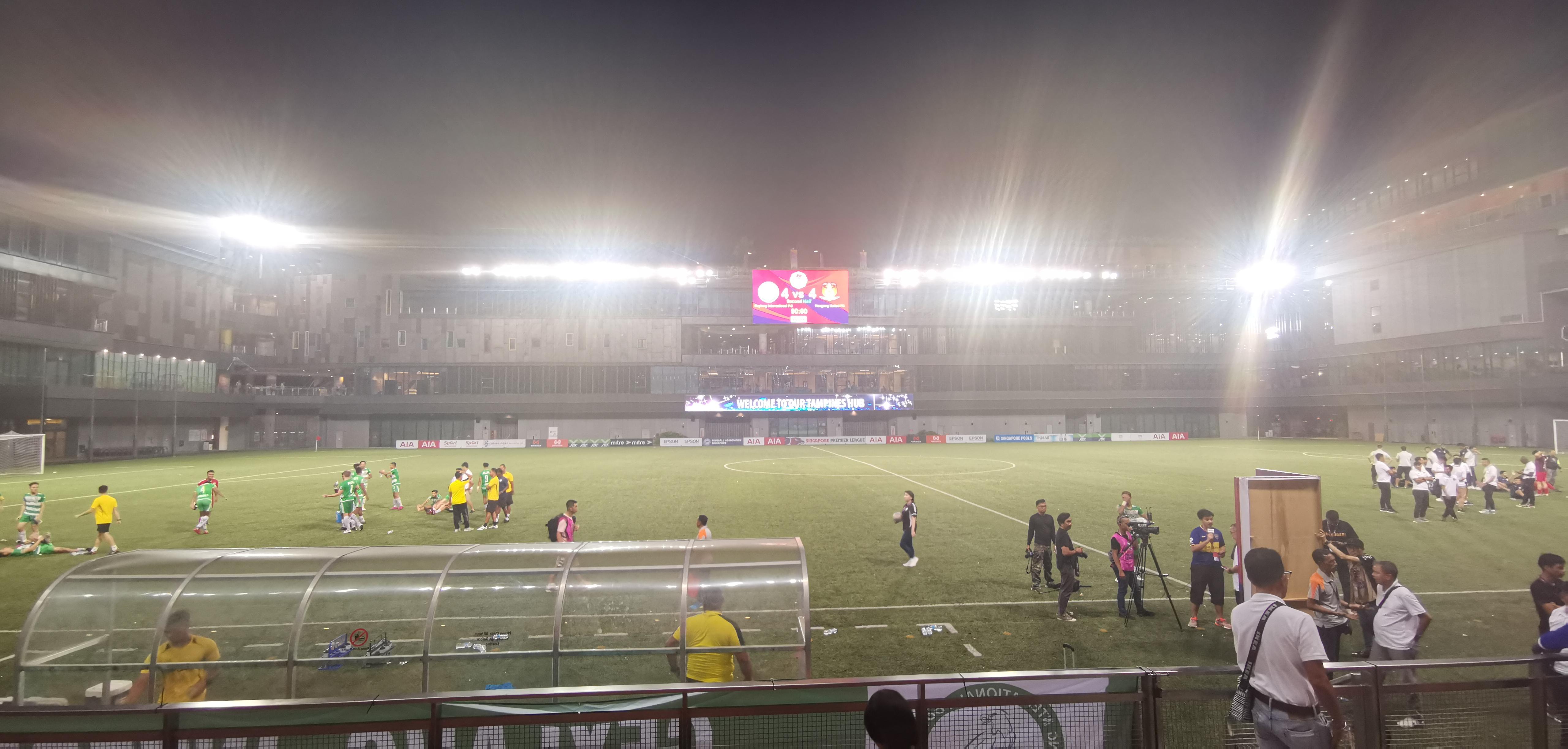 Fußball in Singapur