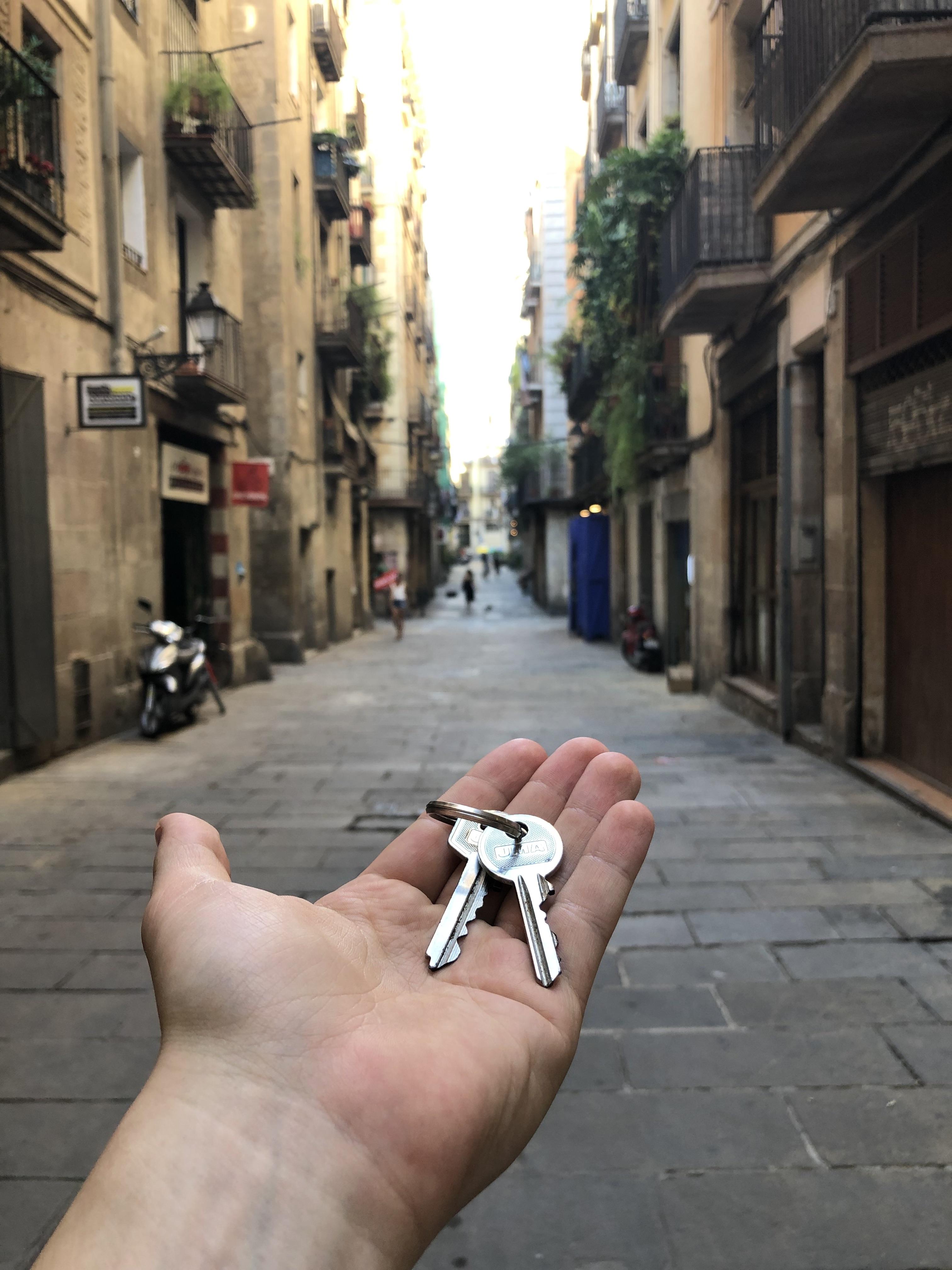 Barcelona oder München: Wo würde ich lieber auf Wohnungssuche gehen?