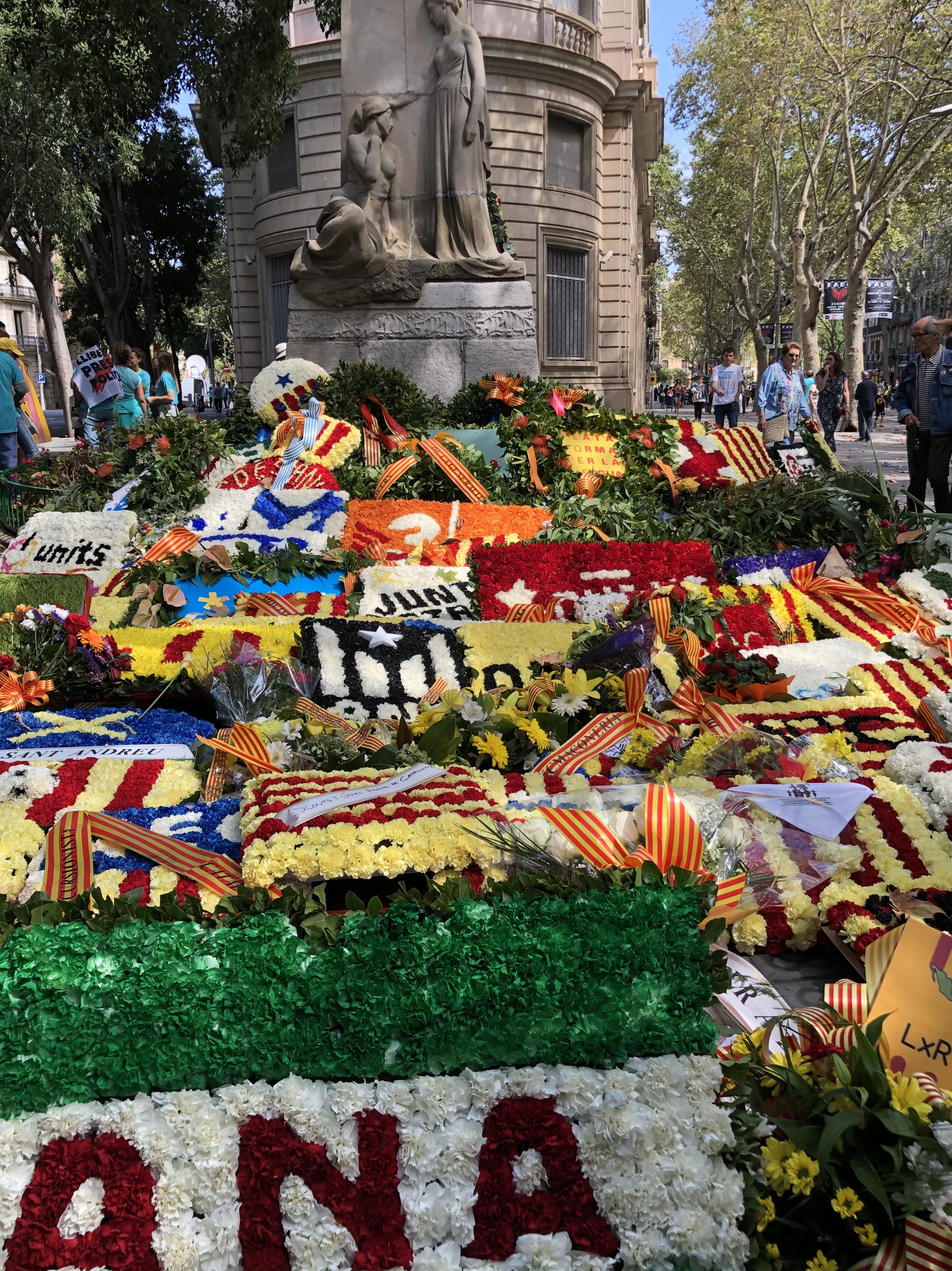 """Was steckt hinter """"dem Feiertag"""" in Barcelona?"""