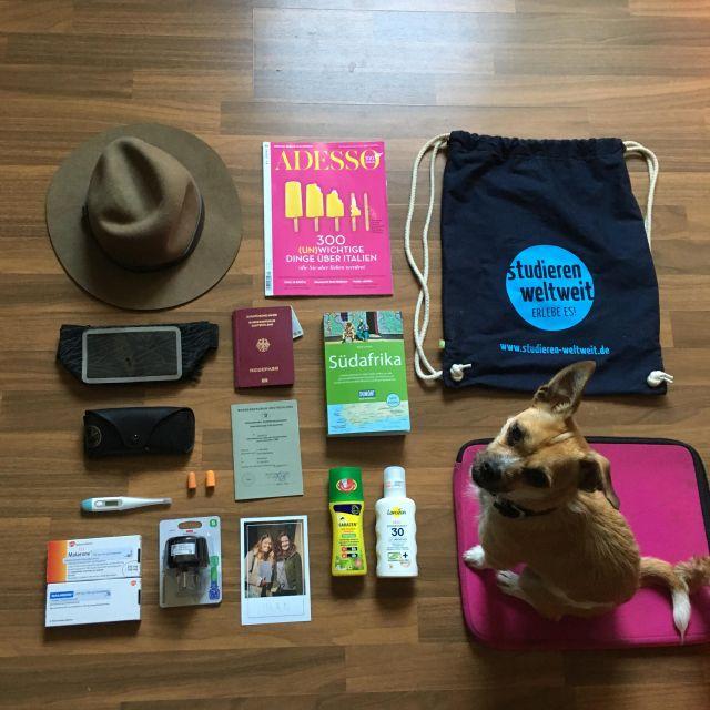 Steffis Survival Guide: Was packe ich in den Koffer für Südafrika?