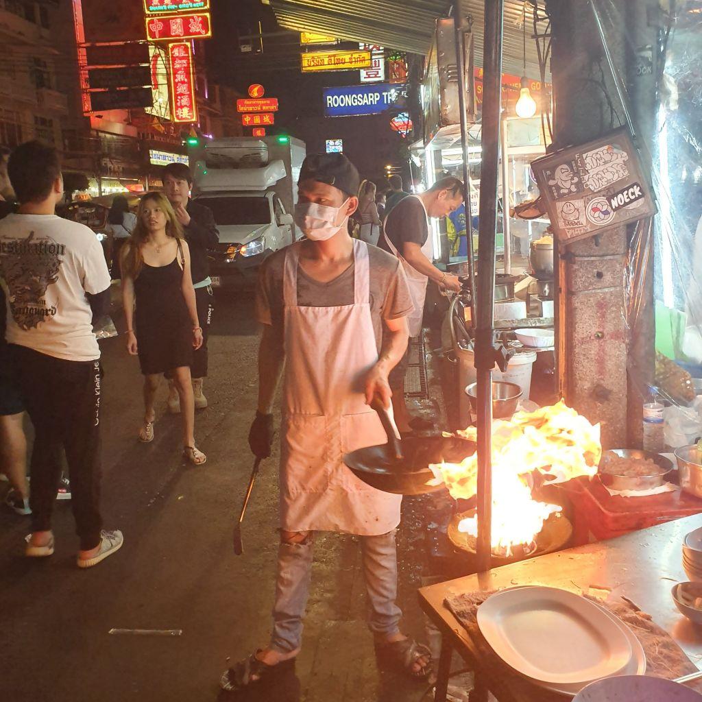 Wie auch ihr in Thailands Hauptstadt überlebt