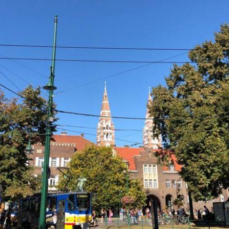 Innenstadt Szeged