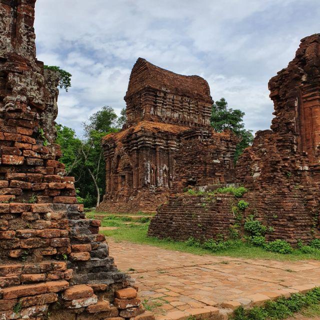 My Son Tempel Ruinen