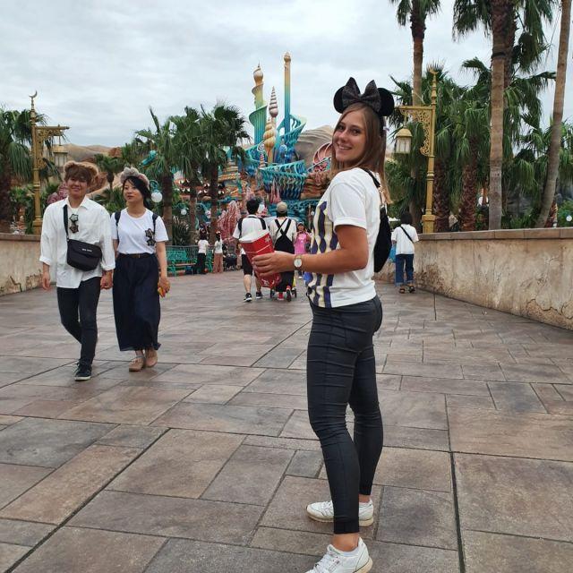 Disney Sea in Tokyo