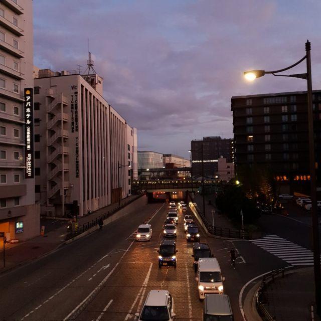 Kyotos Straßen