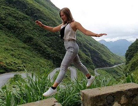 Jumping into new adventures 🗺⛰🌏 1/3 meiner Zeit hier in Vietnam ist…