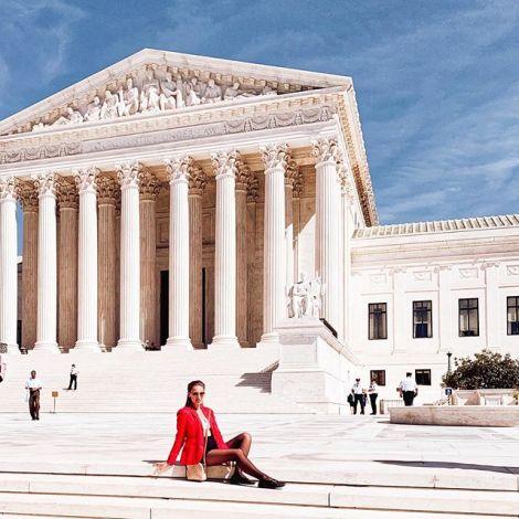Der oberste Gerichtshof der Vereinigten Staaten @ussupremecourt .…