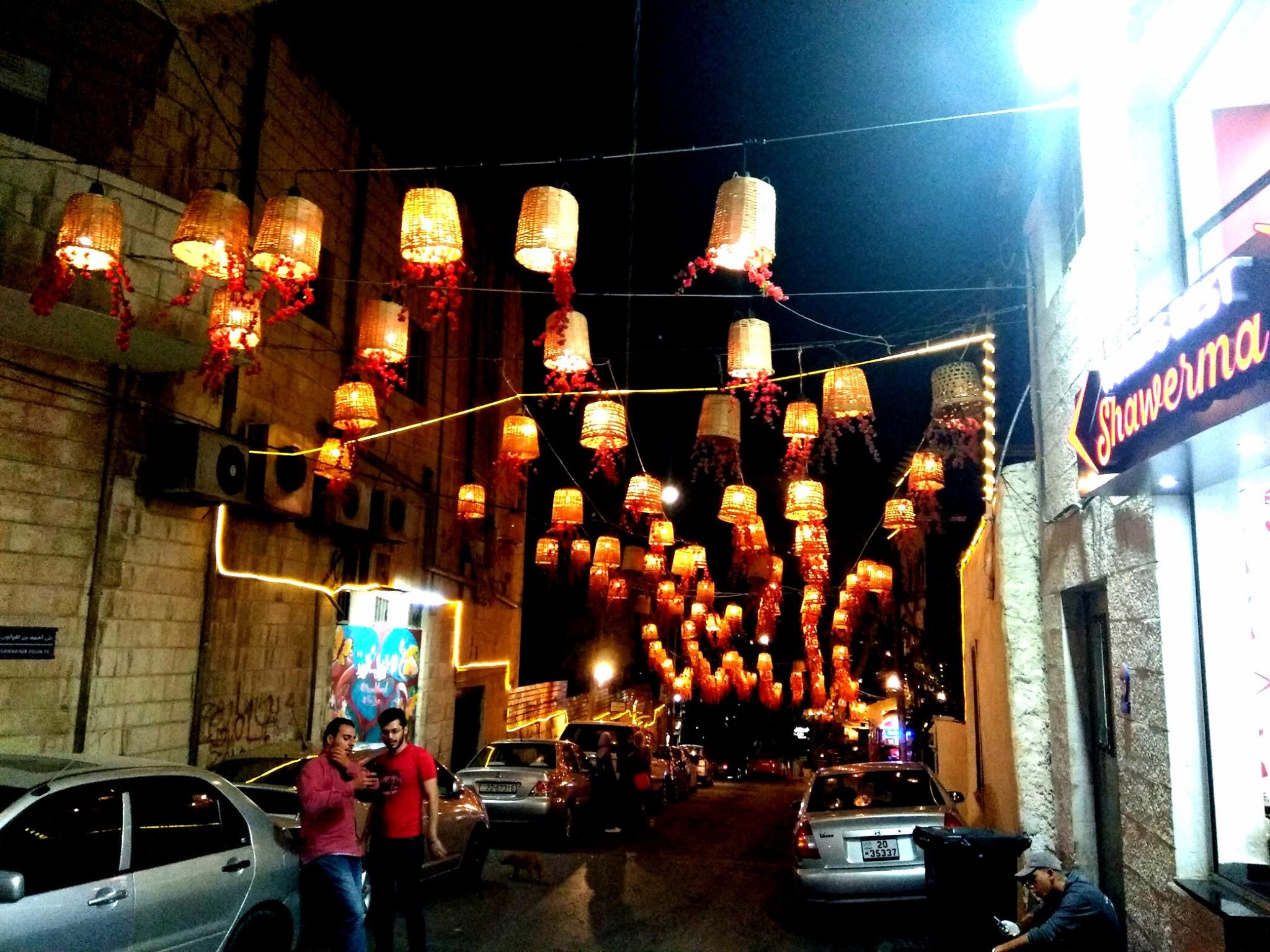 Design Week in Amman: Spannende Kombination aus Urban Design, die Anpassung an…