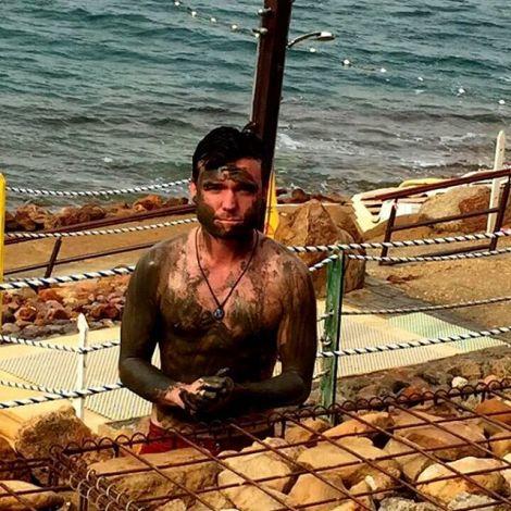 Schlammschlacht am Toten Meer ? …