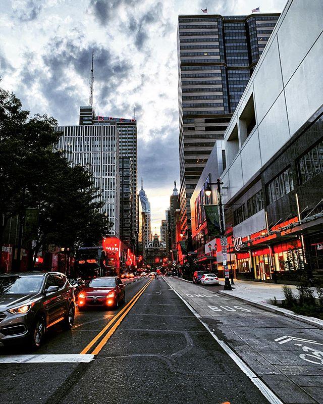 Ein Zwischenstopp im Philadelphia. Manche sagen es ist wie das kleine New York.…