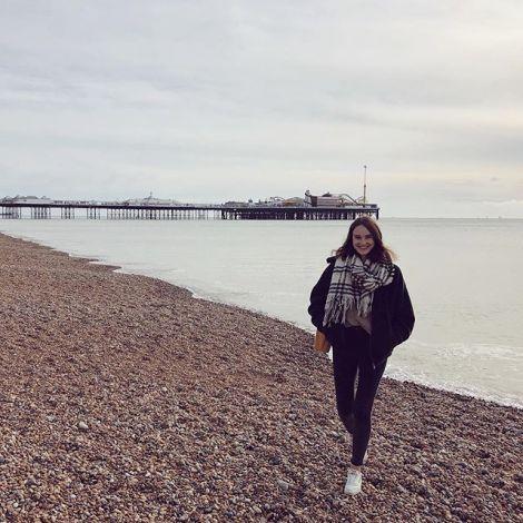 Spontane Ausflüge ans Meer sind die besten Ausflüge. 🌊🌤 Nach Brighton…