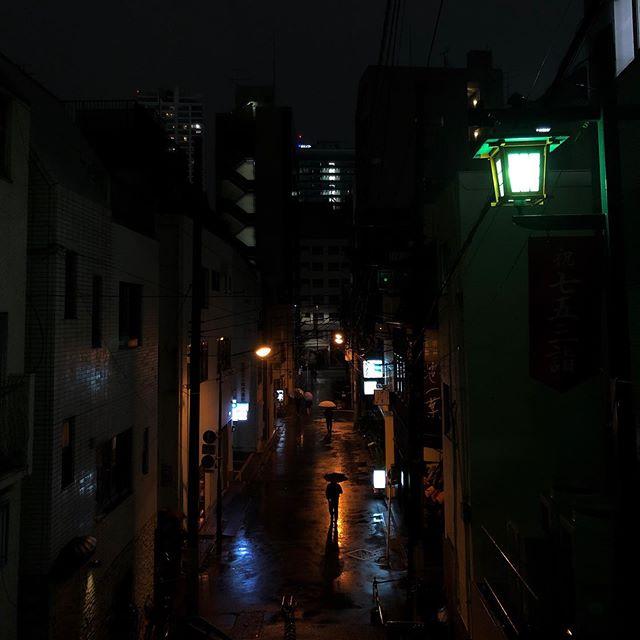 Moments of Tokyo - Ein Nachtspaziergang im Regen durch die Straßen Tokyos:…