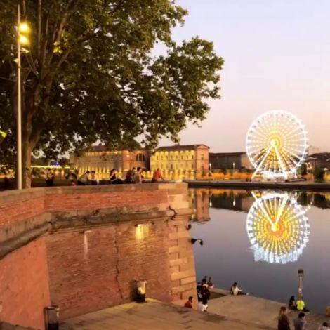 Auch in Toulouse wird es langsam Herbst, und die Abende, an denen man im Tshirt…