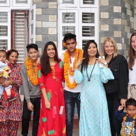 Nach dem größten hinduistischen Festival (Dashain) konnte ich auch das…