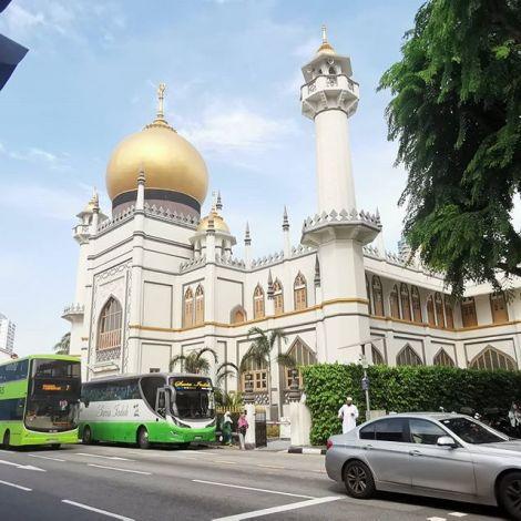Little India. Ein kleines Indien mitten in Singapur. Schön wie hier gleich…