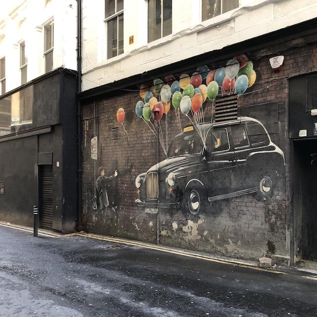Street Art in Glasgow