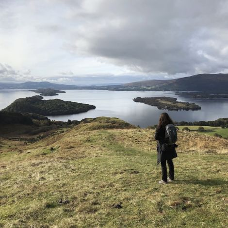 Loch Lomond - das größte Loch Schottlands
