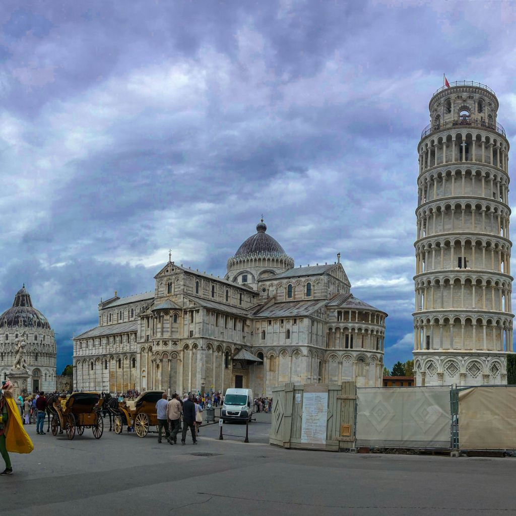 Verliebt, besessen, versagt: Die drei Legenden von Pisa