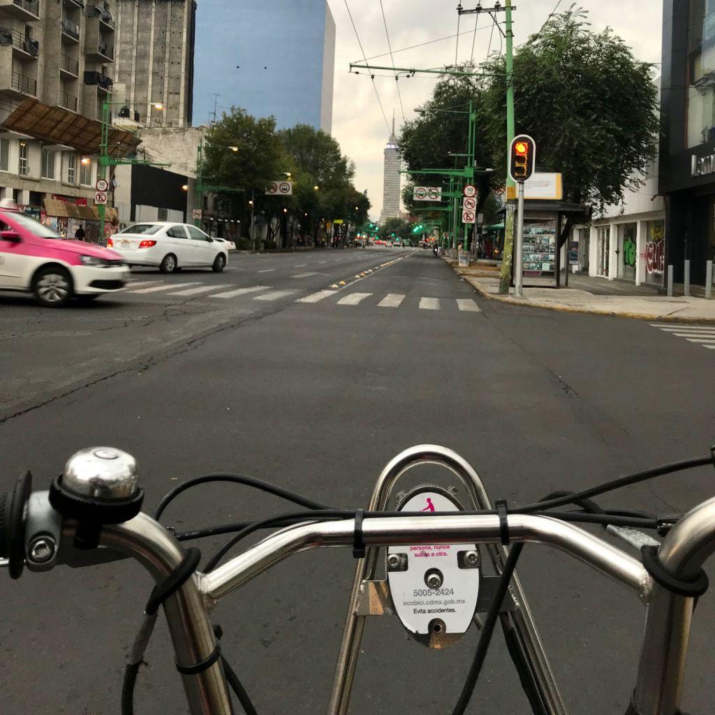 Unterwegs in Mexiko-Stadt