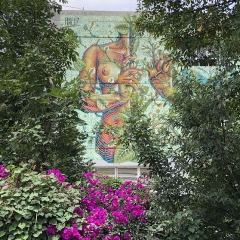 Kunstfakultät der UNAM