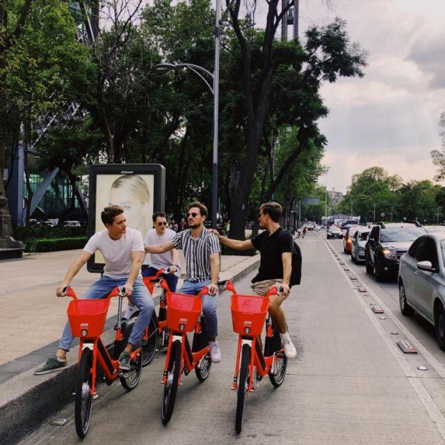 Mobil durch die City