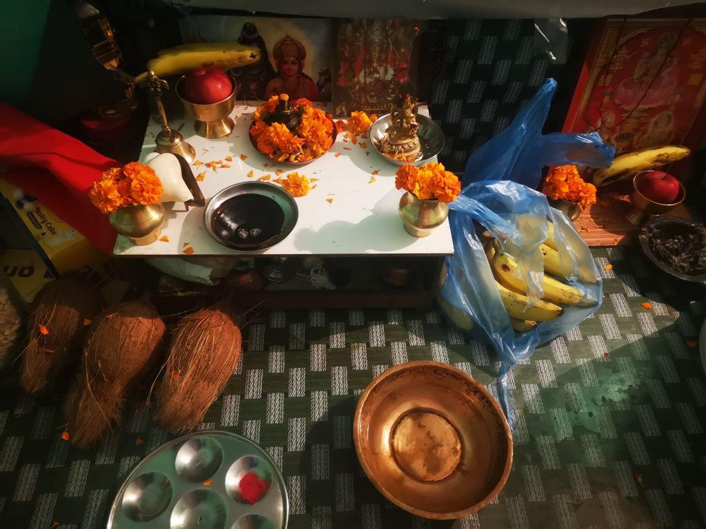 Ein Exkurs in den Hinduismus: Happy Dashain, everyone!