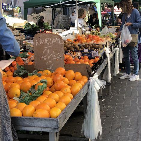 Wochenmarkt Mataró