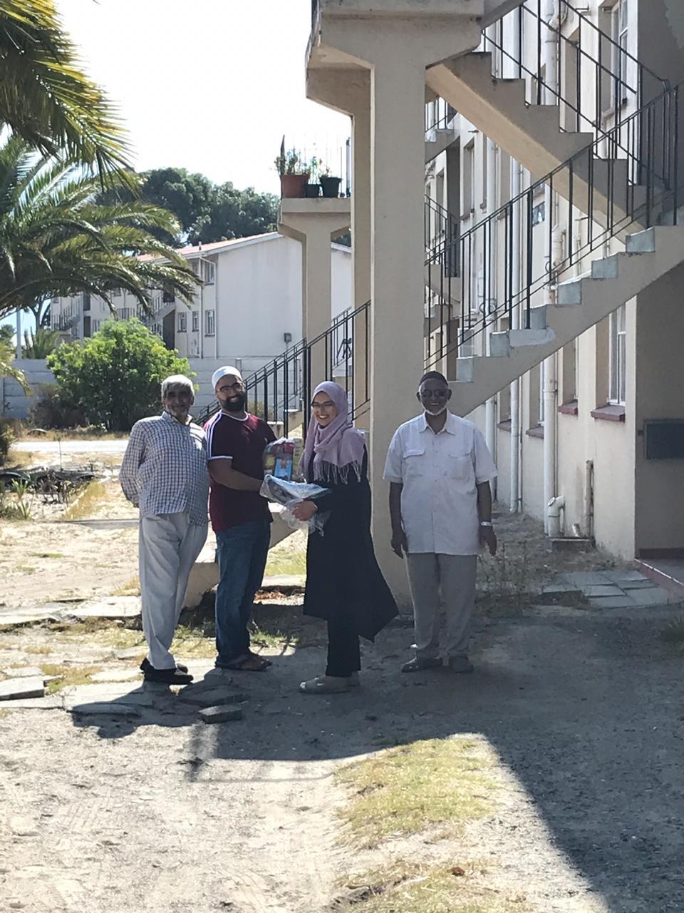 Ehrenamt in Kapstadt: Transformation statt Information