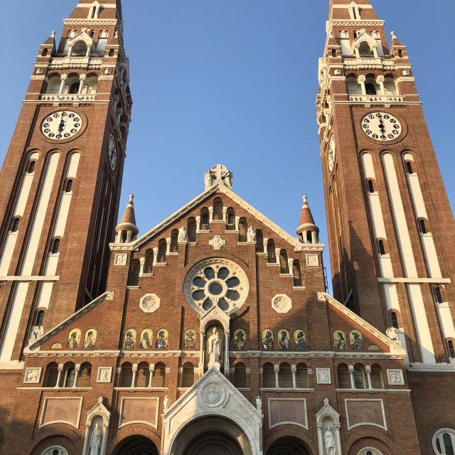Kathedrale von Szeged