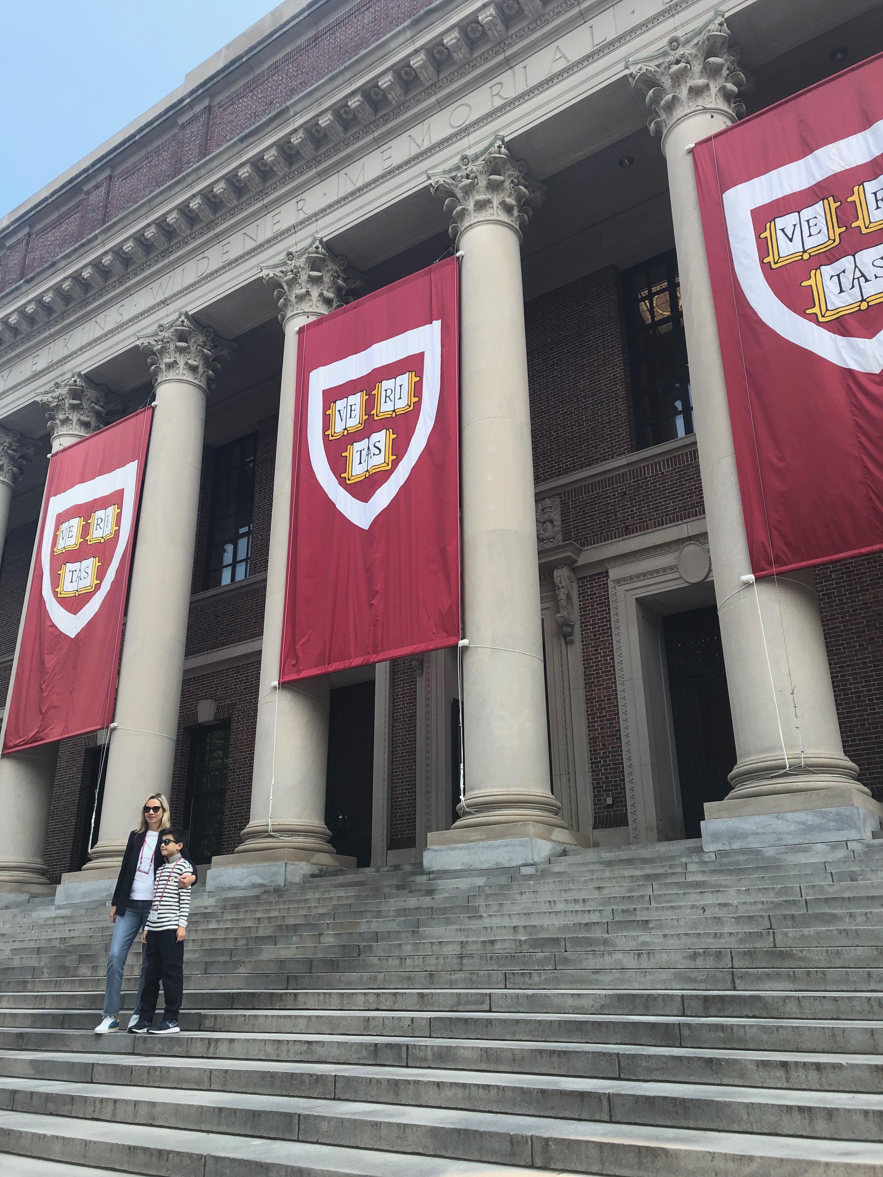 Wie du die besten Events in Harvard findest!