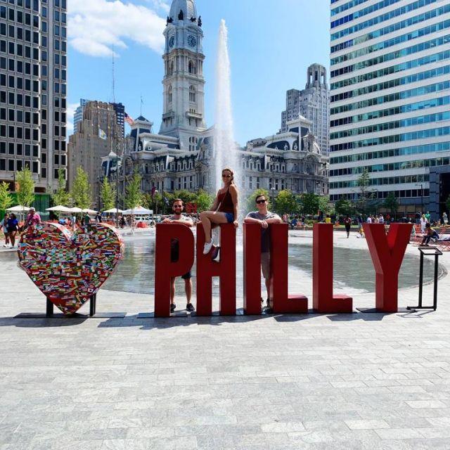 Philadelphia in zwei Tagen