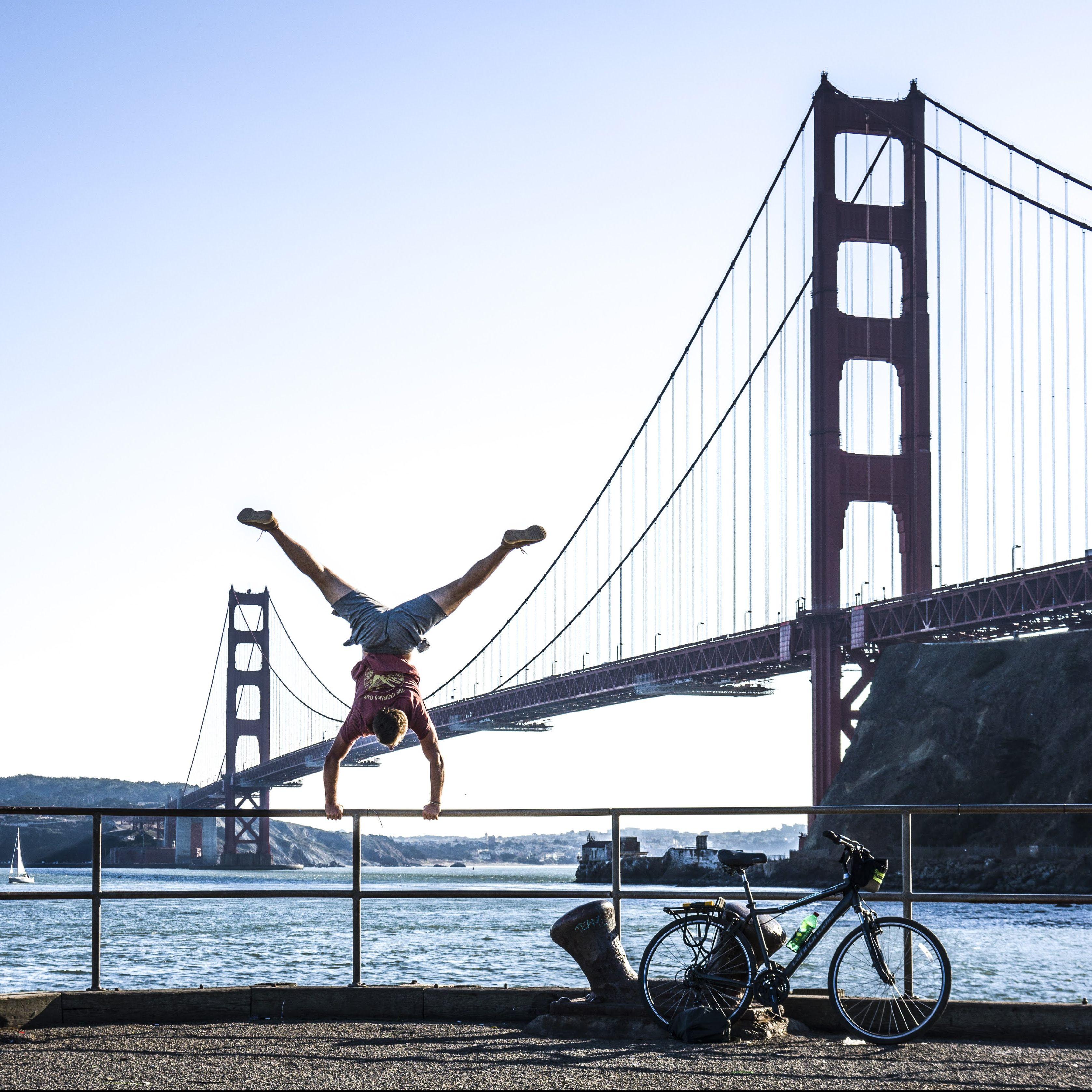 Von San Francisco zum Silicon Valley