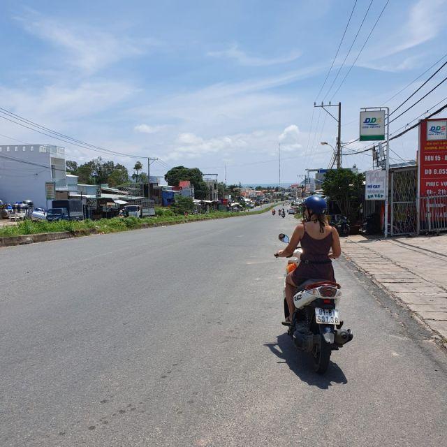 Beim fahren auf der Insel Puh Quod