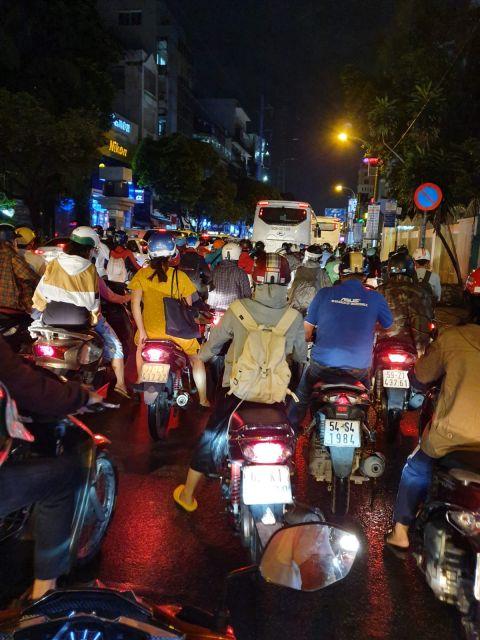 Verkehrschaos oder doch alles geregelt?