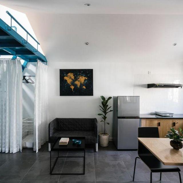 Der Wohnraum meiner Wohnung